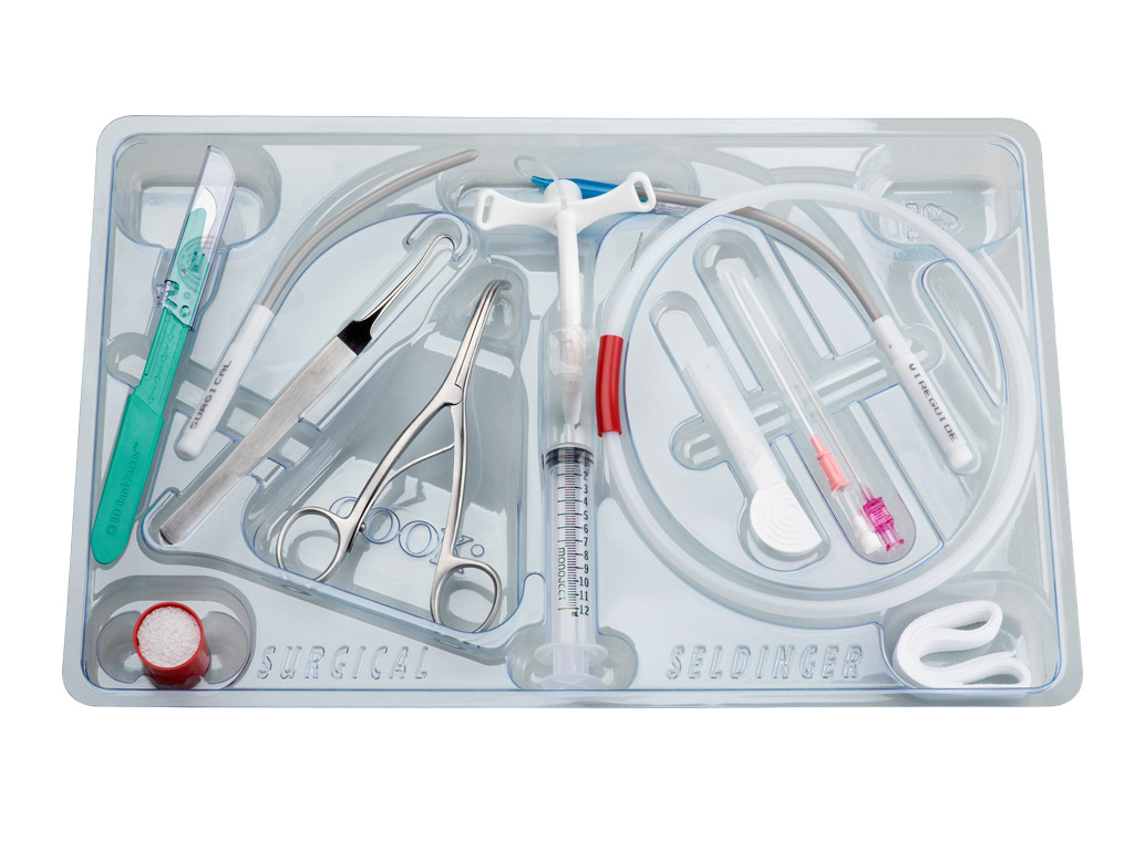 Melker Emergency Cricothyrotomy Catheter Set – Universal